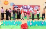 Celebran CAIC de Mineral de la Reforma Día de la Familia 2