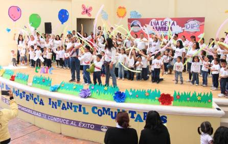 Celebran CAIC de Mineral de la Reforma Día de la Familia 4