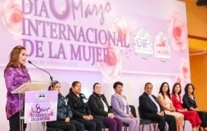 Con conferencia magistral IMM y DIF de Mineral de la Reforma, conmemoran Día Internacional de la Mujer 1