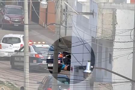 Con el apoyo de videoviglancia, individuo fue detenido por realizar probables detonaciones de arma en Tulancingo.jpg