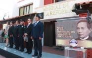 Conmemora Mineral de la Reforma 212 aniversario del natalicio de Benito Juárez3
