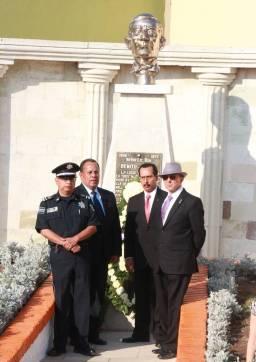 Conmemora Mineral de la Reforma 212 aniversario del natalicio de Benito Juárez4