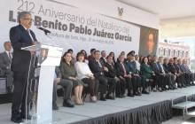 Conmemoran 212 Aniversario del natalicio de Benito Juárez3