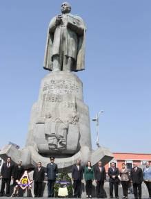 Conmemoran 212 Aniversario del natalicio de Benito Juárez5