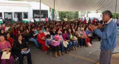 Conmemoran el Día Internacional de la Mujer en Tizayuca1