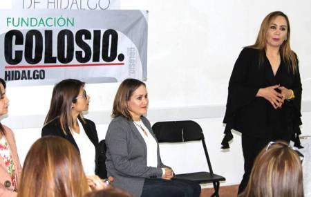 Continúan actividades alusivas al Día Internacional de la Mujer por parte de Fundación Colosio.jpg