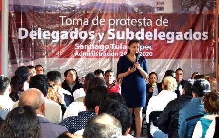 Delegados toman protesta en Santiago Tulantepec1.jpg
