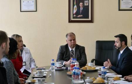 Destaca Embajada de EU compromiso del gobierno de Omar Fayad, para certificar a peritos de la PGJEH2