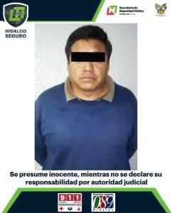 Detienen a sujeto que presuntamente transportaba grupo de migrantes centroamericanos