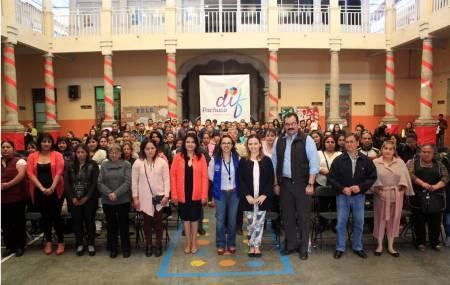 DIF Pachuca inicia programa Educar con Amor para contribuir a mejorar relaciones familiares2