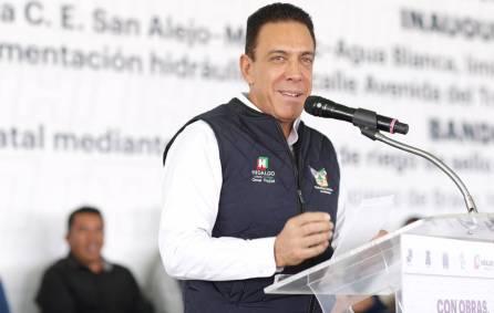 Dignifica Gobierno de Hidalgo a todas sus regiones, a través de diversas obras y acciones6