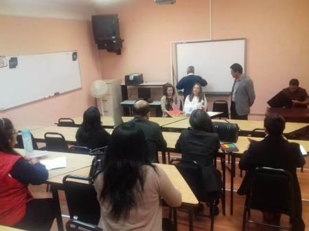 Docentes hidalguenses participan en proceso de selección para dar clases de español en Louisiana