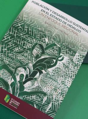 El Colegio del Estado de Hidalgo incrementa su fondo editorial3