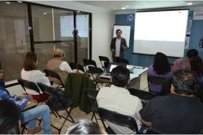 El Instituto Estatal Electoral de Hidalgo (IEEH) imparte Curso de Capacitación a Medios de Comunicación en Tulancingo2