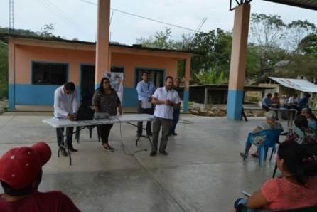 El Instituto Estatal Electoral de Hidalgo (IEEH) realiza gira por comunidades de la Huasteca para informar a la población sobre sus derechos político-electorales3