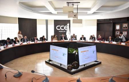 Encabeza titular de la Sedeco 1ª Sesión del Consejo para el Desarrollo y Competitividad de las Mipymes2