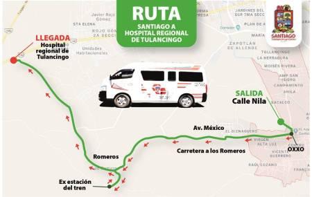 Entra en función nueva ruta de transporte en Santiago Tulantepec.jpg