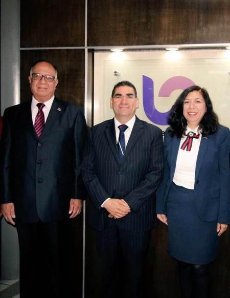 Entrega de nombramientos a rectores de la UPFIM y UPMH
