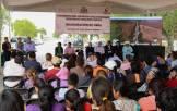 Entregan a la ciudadanía Tizayuquense obras del Programa Habitat3