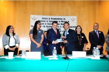 Erika Rodríguez hace un llamado a la Igualdad