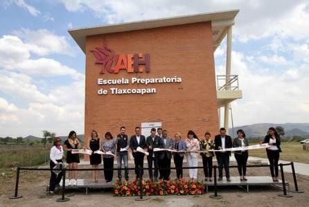 Escuela Preparatoria de Tlaxcoapan beneficiará a más de mil 600 jóvenes en 5 municipios2