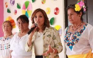 Festeja DIF Municipal segundo aniversario del Club del Adulto Mayor Chacón 1