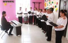 Festeja DIF Municipal segundo aniversario del Club del Adulto Mayor Chacón 4
