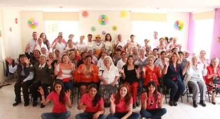 Festeja DIF Municipal segundo aniversario del Club del Adulto Mayor Chacón 6