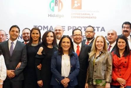 Francisco Torres Cerón toma protesta como titular de la Secretaría de Vinculación Empresarial y Emprendimiento4
