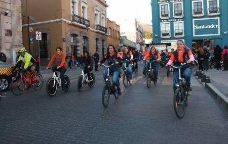 Gobierno capitalino, celebrará Día Internacional de la Mujer con rodada ciclista.jpg