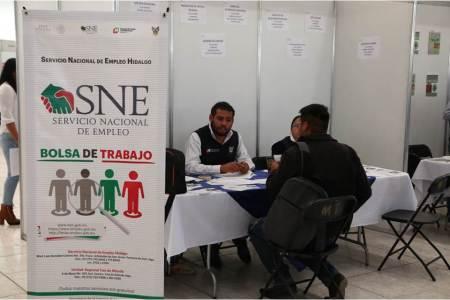 Grupo Modelo y STPSH realizan Feria de Empleo