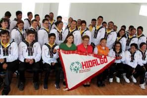 Hidalgo al Nacional de Olimpiadas Especiales