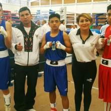 Hidalgo clasifica al SNC en hockey sobre pasto, atletismo, tiro con arco y boxeo2