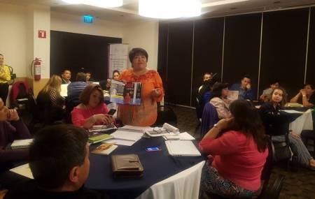 Hidalgo presente en Reunión Nacional para la Selección de Materiales de Lectura.jpg