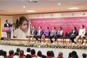Hidalgo, sede de La Séptima Etapa de la Campaña Nacional de Implantes Cocleares