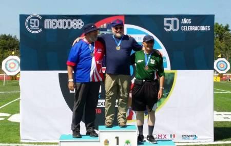 Hidalguenses continúan con la cosecha de medallas en el Grand Prix de tiro con arco2