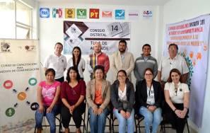 IEEH imparte Curso de Capacitación a Medios de Comunicación en el Distrito Electoral de Tula de Allende2