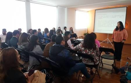 """Imparten a servidores públicos de contraloría ponencia """"Mujeres en la rendición de cuentas"""" 1"""