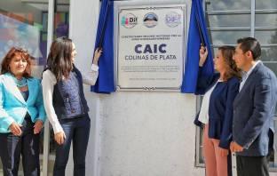 Inaugura DIF de Mineral de la Reforma CAIC-Colinas de Plata 3