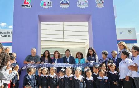 Inaugura DIF de Mineral de la Reforma CAIC-Colinas de Plata 4