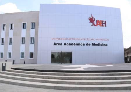Inaugura UAEH Área Académica de Medicina de Tulancingo, con instalaciones de primer nivel1
