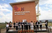 Inaugura UAEH área de medicina de Tulancingo y preparatoria en Tlaxcoapan5