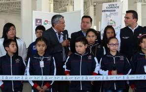 """Inauguran en Tizayuca el Museo Interactivo """"35 Años de Historia de la Radio y Televisión2"""