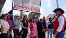 Inauguran obras en Vista Hermosa, Texcatzongo y en la cabecera municipal de Tepeapulco2