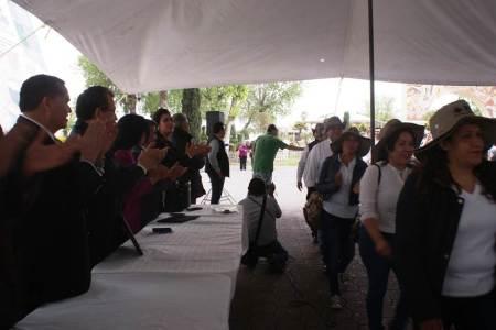 INE en Hidalgo da el banderazo de salida a los capacitadores asistentes electorales