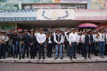 INE en Hidalgo da el banderazo de salida a los capacitadores asistentes electorales2