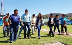 INHIDE realizó recorrido por el municipio de Omitlán 1