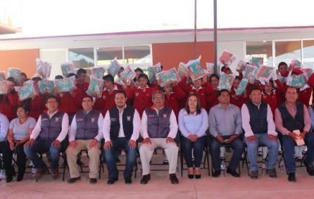 Invierte Gobierno del Estado de Hidalgo cerca de 2MDP en el Telebachillerato Santa María4