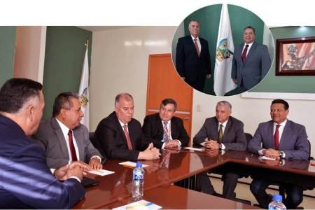 Julio César Trujillo Meneses, nuevo Subprocurador de Procedimientos Penales región poniente