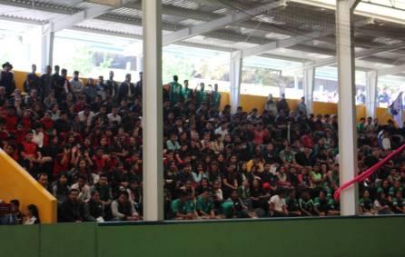 La UTSH fue sede del XXII Encuentro Deportivo y Cultural de Universidades Tecnológicas 20183